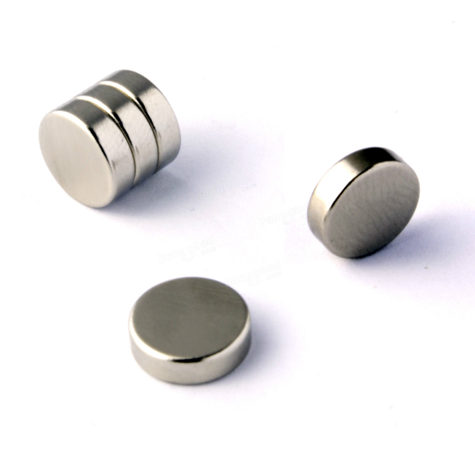 5pcs n38 10mmx3mm strong round magnets rare earth. Black Bedroom Furniture Sets. Home Design Ideas