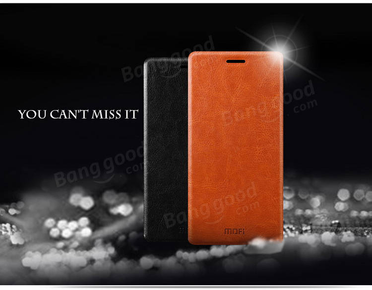 Mofi Rui Series Leather Flip Open Protective Case For CoolPad Y900