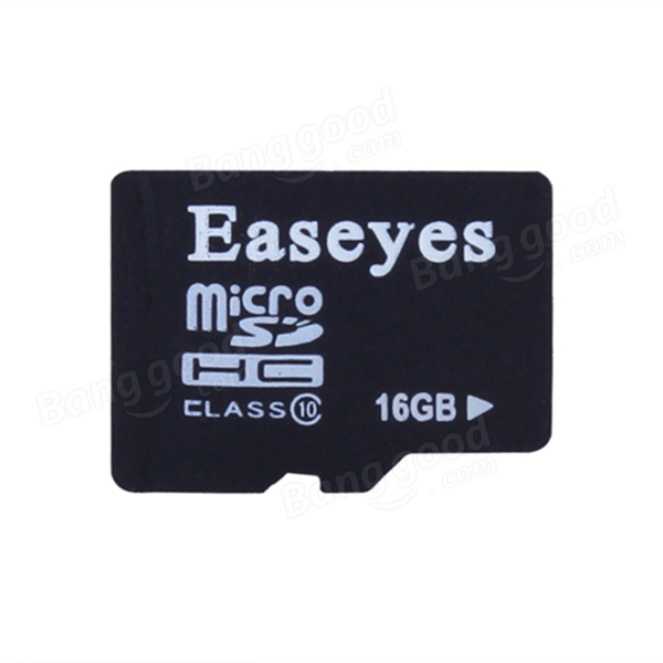 Easeyes 16GB Class 10 Data-transmission Micro SD TF card For Cellphone