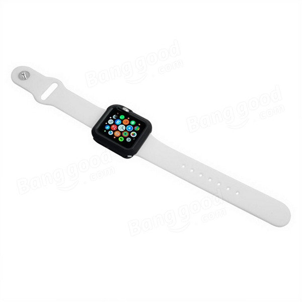 42mm  Slim TPU Protection Case Cover For Apple Watch