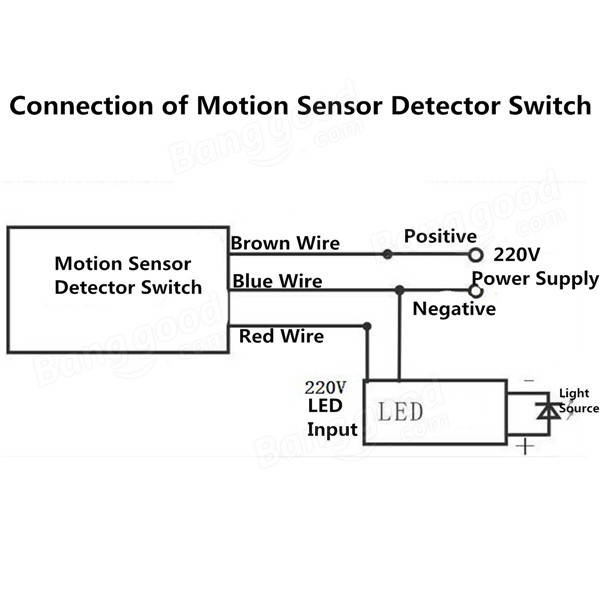 10 motion detector wiring diagram efcaviation com honeywell pir sensor wiring diagram at soozxer.org