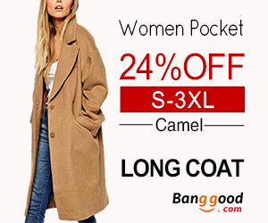 Banggood Fashion -Women Coats