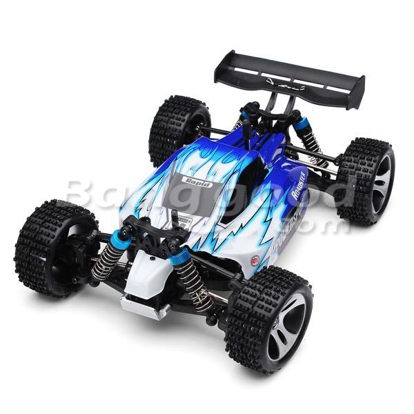 Wltoys A959 Rc Car 1/18 2.4G 4WD Off Road Buggy Truck RTR Toy