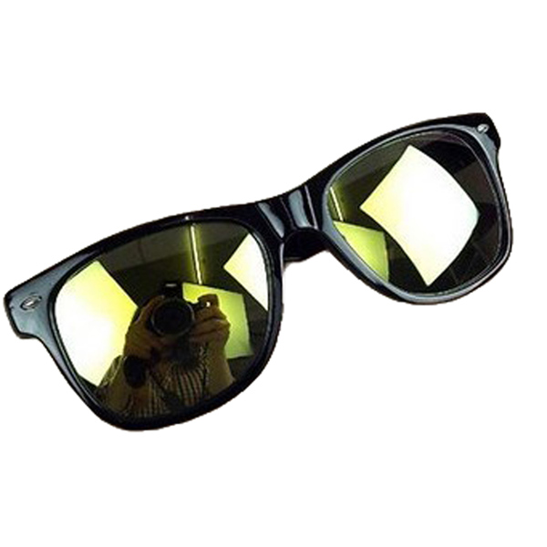 Fashion Mercury Reflective Sunglasses Glasses Frame