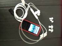 3.5mm 1M In-Ear Earphone With Remote and Mic For Cellphone