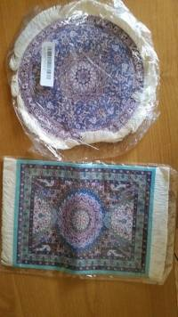 Persian Rug Style Mouse Pad
