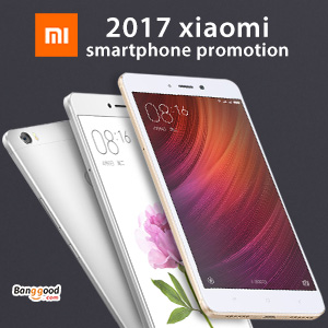 XIAOMI Phones on Banggood