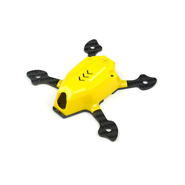 Kingkong 95GT KIT 95mm Carbon Fiber Frame Kit with 2.3inch Propeller Guard 4 Pairs 1935 Propeller