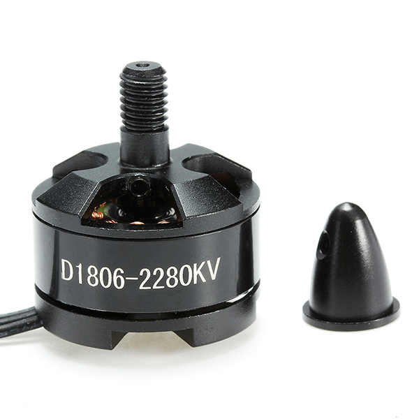 DXW D1806 2280KV 2-3S Brushless Motor CW CCW For 200 210 220 250 FPV Racing Frame