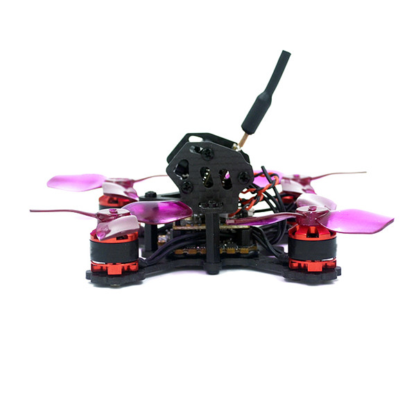 9.5g X2 Eyas 80mm Carbon Fiber Mini Racing Frame Kit