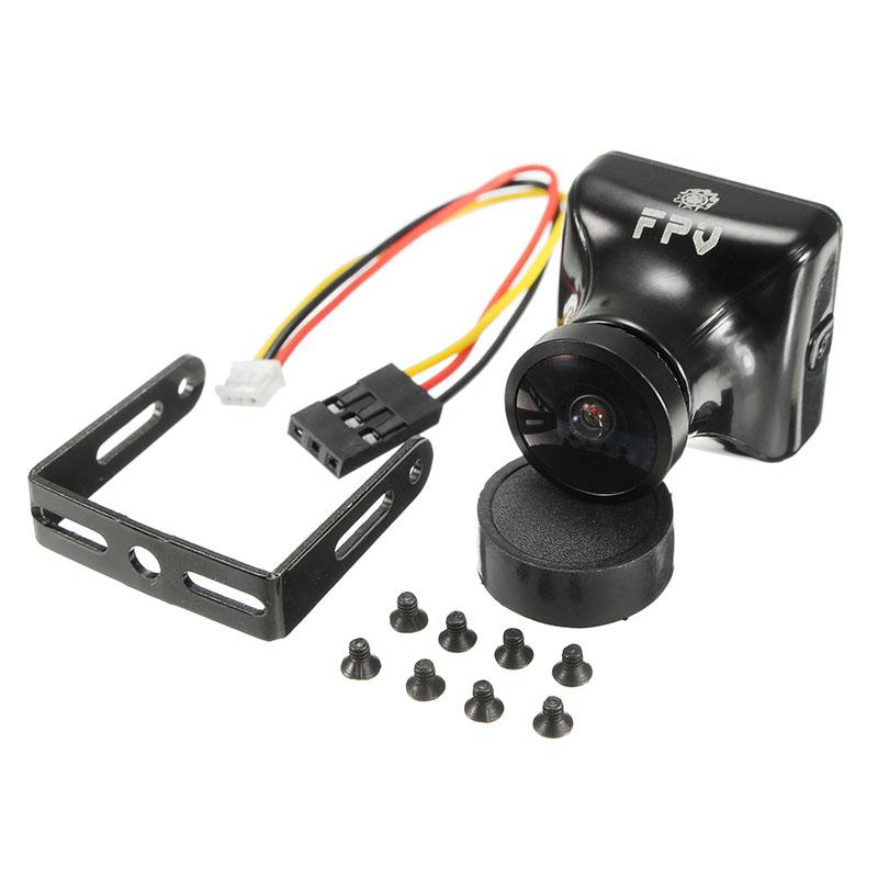 Eachine C800T 1/2.7 CCD 800TVL 2.5mm Camera with OSD Button DC5V-15V NTSC PAL Swtichable