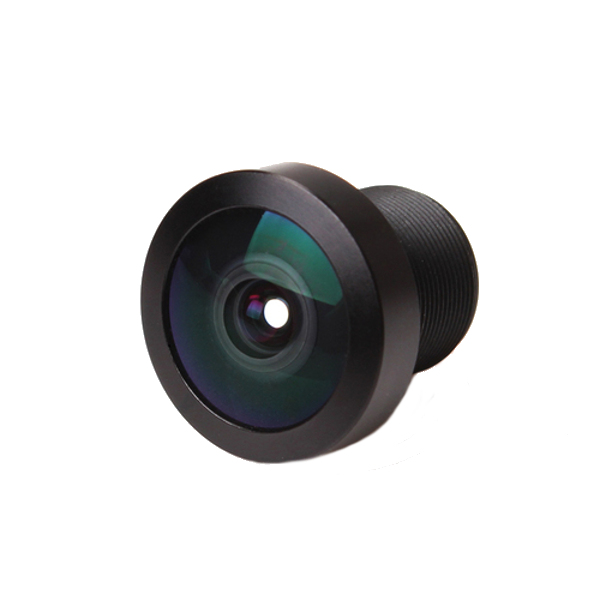 RanCam FOV 140 Degree 1/1.8'' 2.5mm Wide Angle M12 FPV Camera Lens