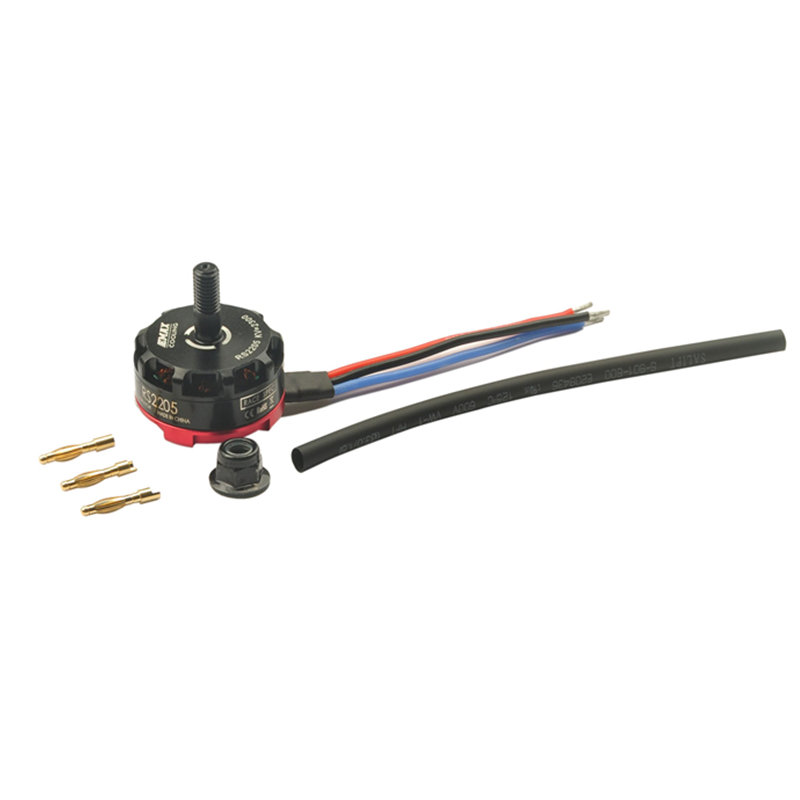 4X Eachine V-tail 210 FPV Drone Spare Part Customized Version Emax RS2205 2300KV Brushless Motor