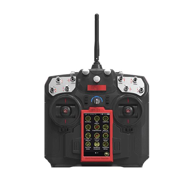Flysky FS-i8 8CH 2.4GHz AFHDS 2A LCD Transmitter with FS-iA10B Receiver