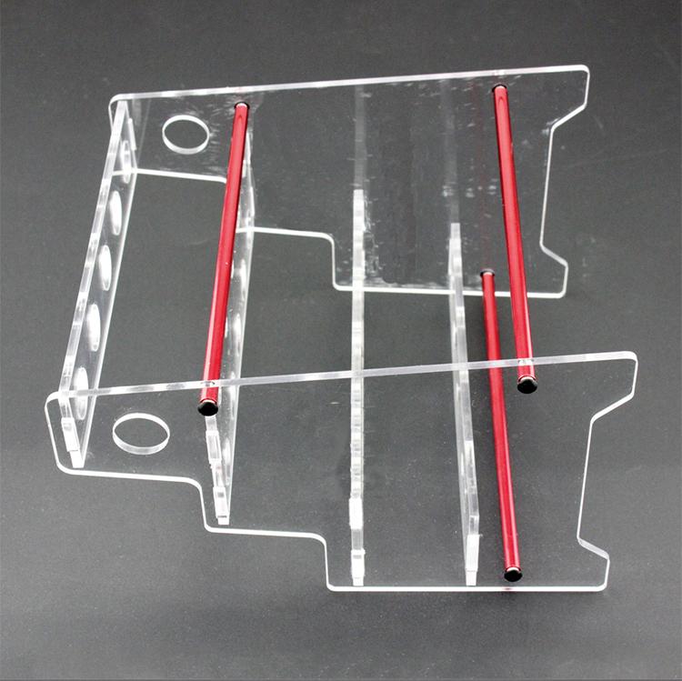 Screw Driver Plexiglass Stand Screwdriver Tool Holder for RC model Tools