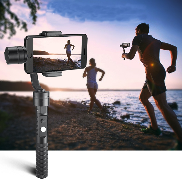 AFI V2 3-Axis Handheld Steady Gimbal for 3.5-5.5 Inch Smartphone