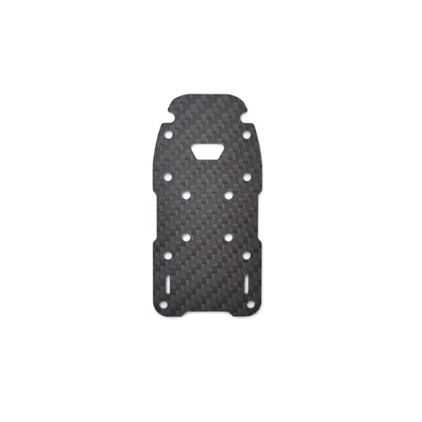 Realacc Genius 215 FPV Racing Frame Spare Part Lower Plate Carbon Fiber