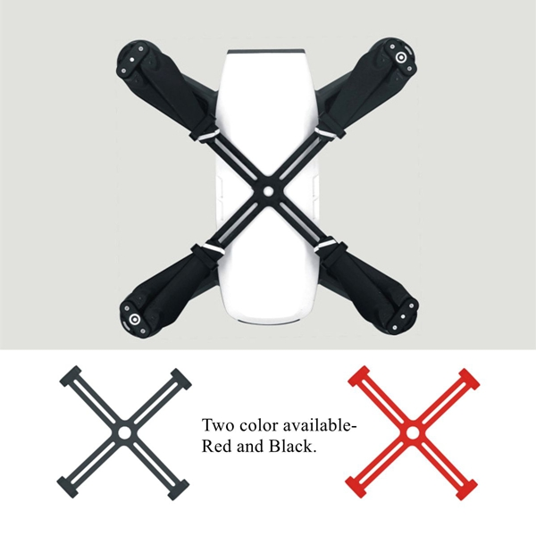 Propeller Props Blades Fixer Holder Mount Protective Guard For DJI Spark Drone