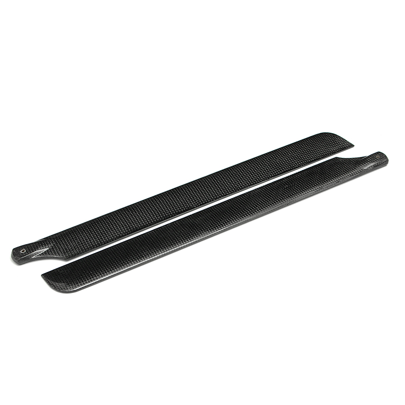 XFX 440MM Carbon Fiber Main Blade for 500 RC Helicopter
