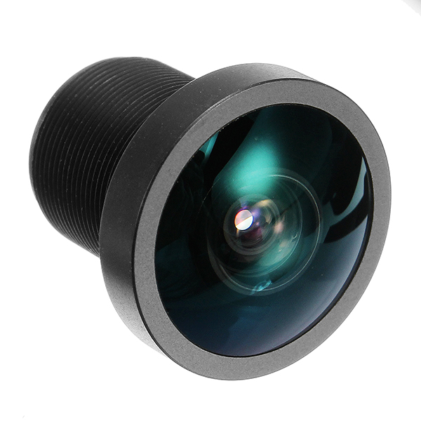 SHOOT 170° Wide angle M12 Screw Thread Replacement Camera Lens for Gopro Hero2