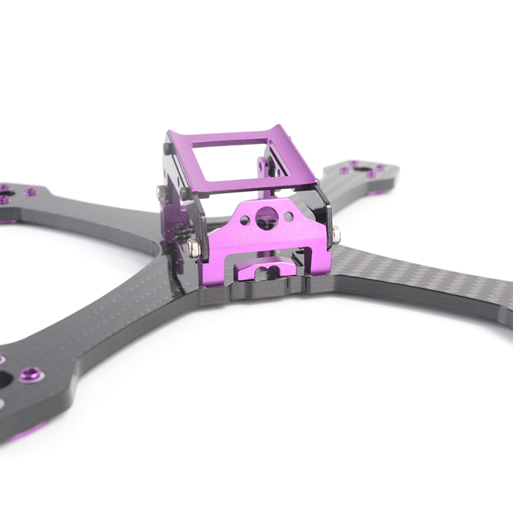 Diatone GT200N FPV Normal X Racing Frame Kit Carbon Fiber Supports 2306 Motor HS1177 5 Inch Prop