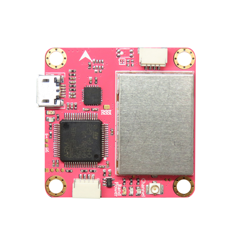 Flytower F4 PRO F4 Flight Controller Integrated OSD & 48CH VTX + 4 In 1 40A ESC BLHeli_S Dshot600