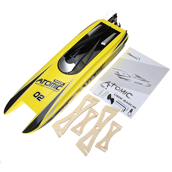 Volantex V792-4 ATOMIC 2.4G Brushless PNP 60km/h Atomic Boat