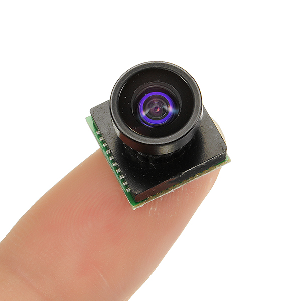 600TVL 2.8mm Lens 1/4 CMOS 110 Degree Wide Angle PAL/NTSC FPV Camera