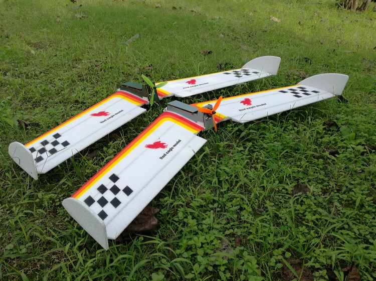 Rainbow EPP 970mm Wingspan Flying Wing Racer RC Airplane KIT