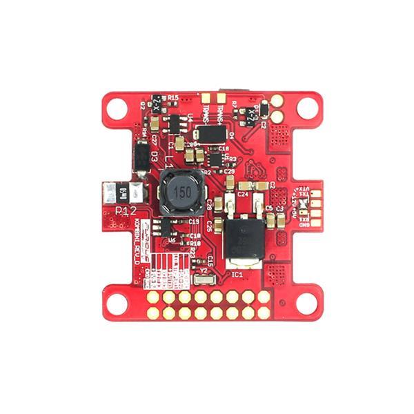 FuriousFPV KOMBINI DSHOT600 F3 Flight Controller Built-in PDB BEC LC Filter