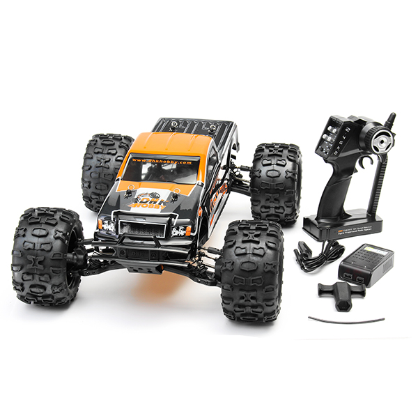 DHK 8382 Maximus 1/8 120A 80+KM/H4WD Brushless Monster Truck RC Car