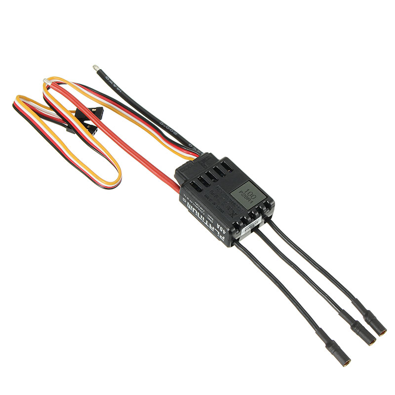 Hobbywing Platinum 40A V4 Esc Electronic Speed Controller For 450 Helicopter Airplane