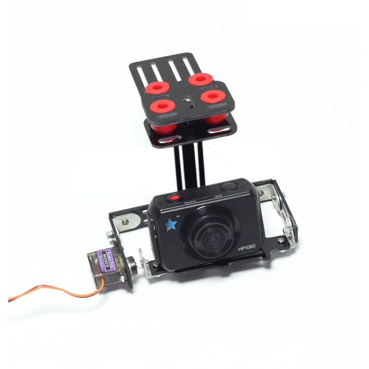 FPV Single Axis Camera Gimbal With Servo Support Multi Camera For F450 Multirotor Aircaft Quadcopter