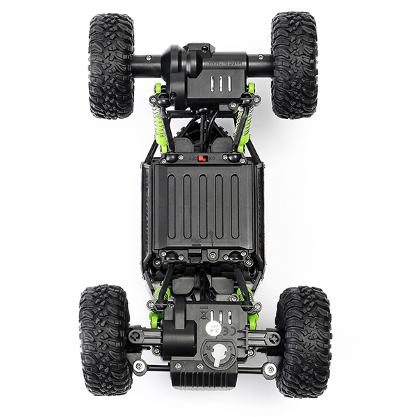 ZINGO RACING 9123 1/18 4WD 2.4 GHz 15KM/H Rock Climbing Rc Car
