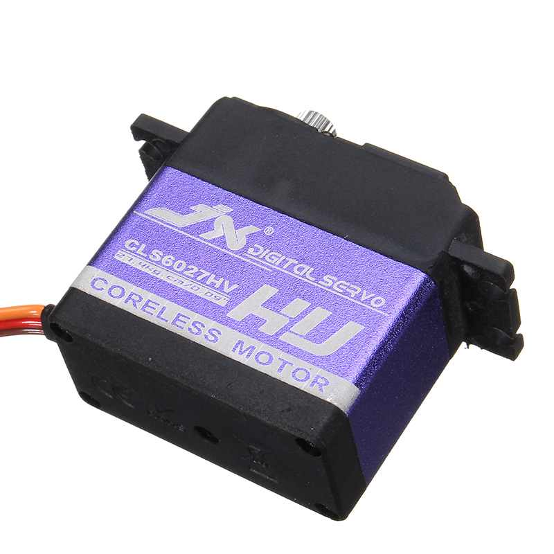 JX Servo 33kg 180 Degree BLS6034HV Brushless Digital Servo