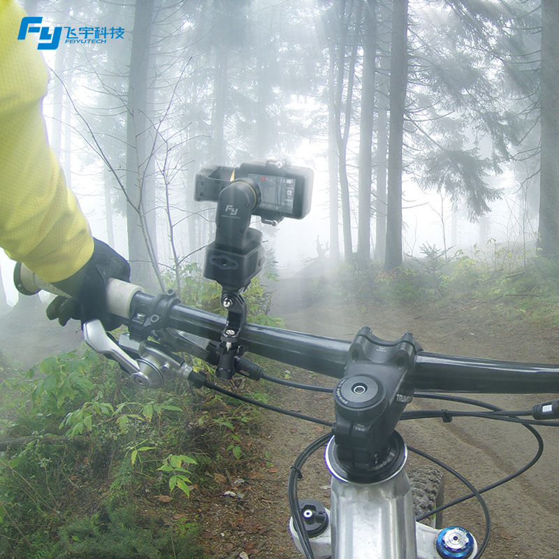 Feiyu WG2 Waterproof 360 Degree 3-Axis Gimbal Camera Stabilizer FPV For GoPro 5/4/3+/3 YI 4K SJCAM AEE