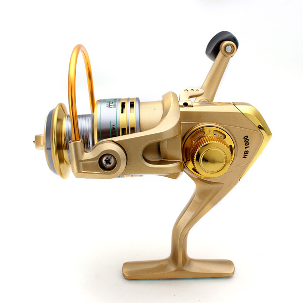 8 Ball Bearing Spinning Reels 5.1:1 HB Fishing Reels
