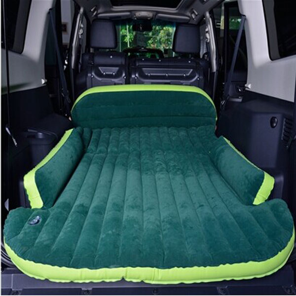 matelas gonflable lit d 39 air de voiture voyage en plein air de voiture universel pour suv vente. Black Bedroom Furniture Sets. Home Design Ideas