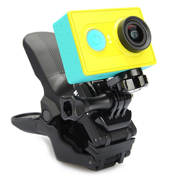 A set of Flexible Clamp Serpentine Arm Clip for Xiaomi Yi Action Camera