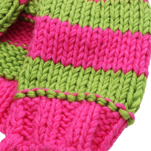 Baby Infant Stripe Crochet Costume Photography Prop Clothes