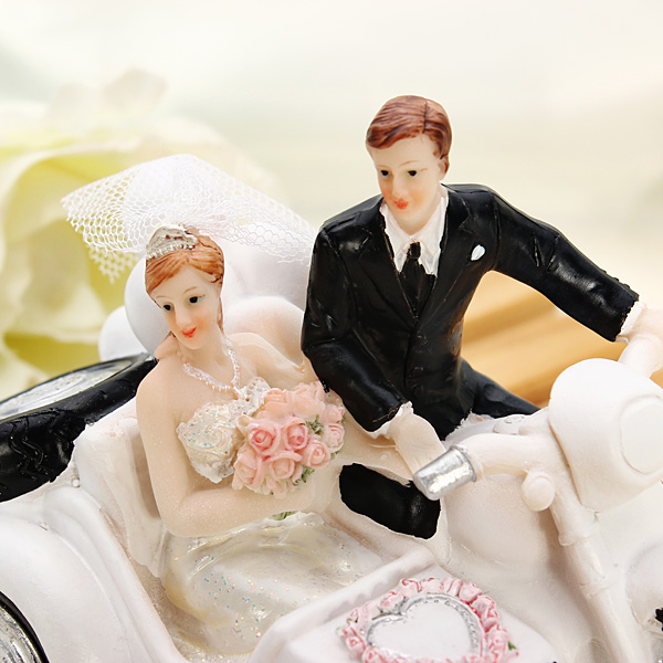 Riding Double Cake Topper