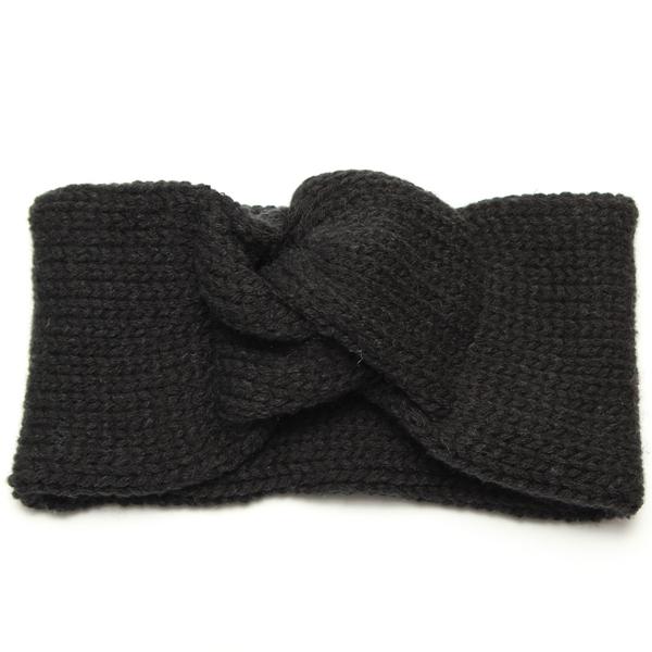 Women Knitted Headband Crochet Turban Ear Warmer Head Wrap Hairband