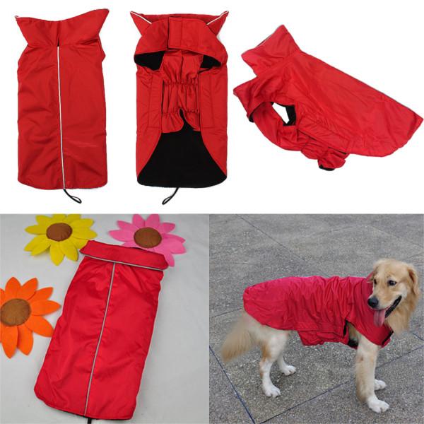 Pet Waterproof Coat Jacket