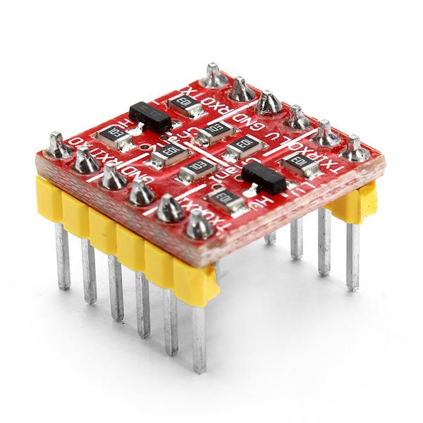 Buy 13.3V 5V TTL Bi-directional Logic Level Converter For Arduino