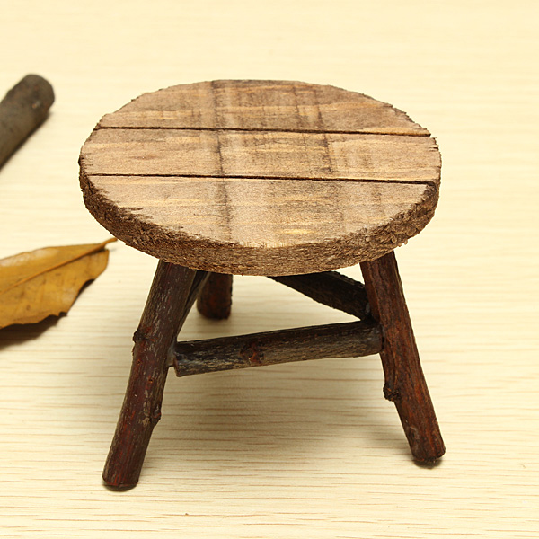 Buy Zakka Mini Chair Desk Photography Props