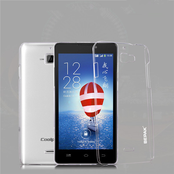 Buy Bepak Brand Plastic Protective Back Case For Coolpad 8297 F1