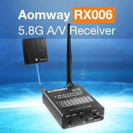 FPV System 05 Aomway Receiver