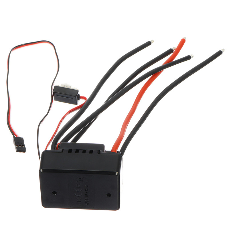EZRUN WP SC8 120A Waterproof Speed Controller Brushless ESC For RC Car Truck Parts