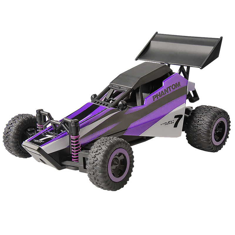 Crazon 173201 1/32 2.4G 2WD Mini Racing RC Car 20km/h High Speed Buggy Vehicle RTR Toys