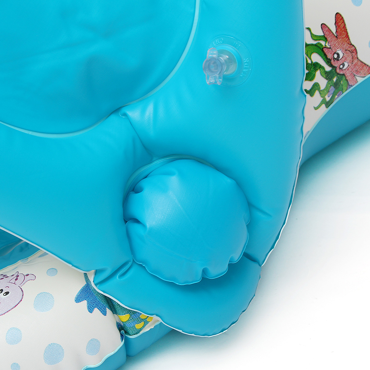 IPRee™ Inflatable Mother Baby Swimming Ring Swim Pool Water Seat Float With Canopy Sunshade